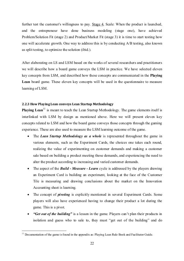 master thesis suggestions
