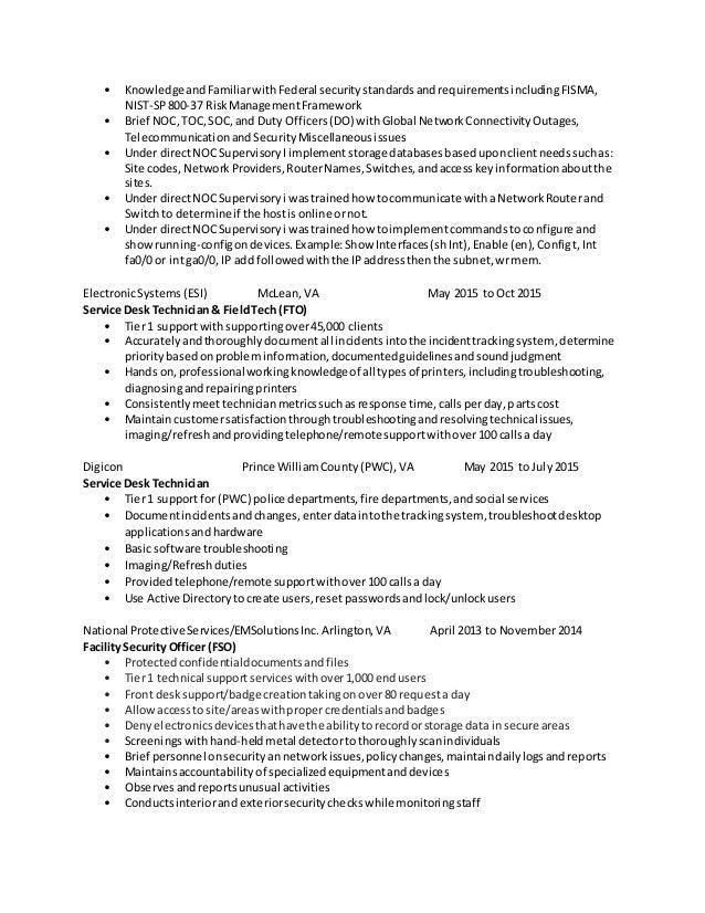 2016 resume dhs cbp
