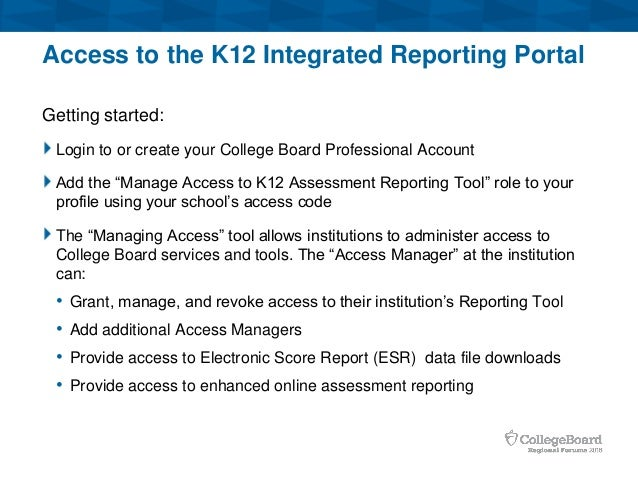 Redesigned SAT Suite of Assessments: Scoring and Reports