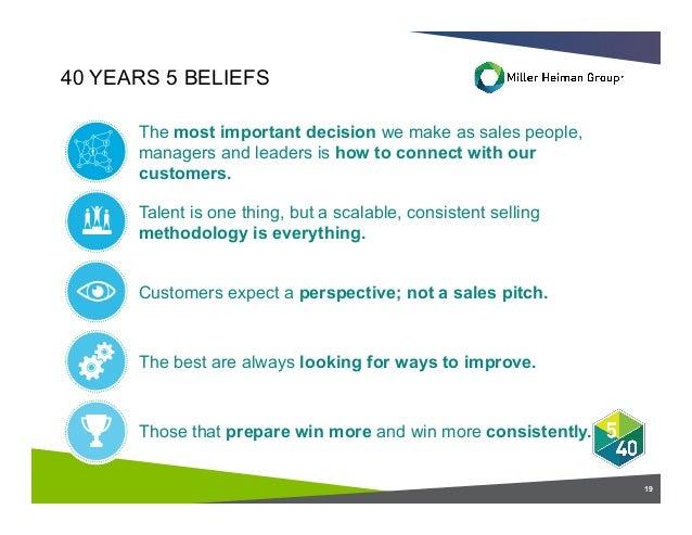 miller heiman sales methodology pdf