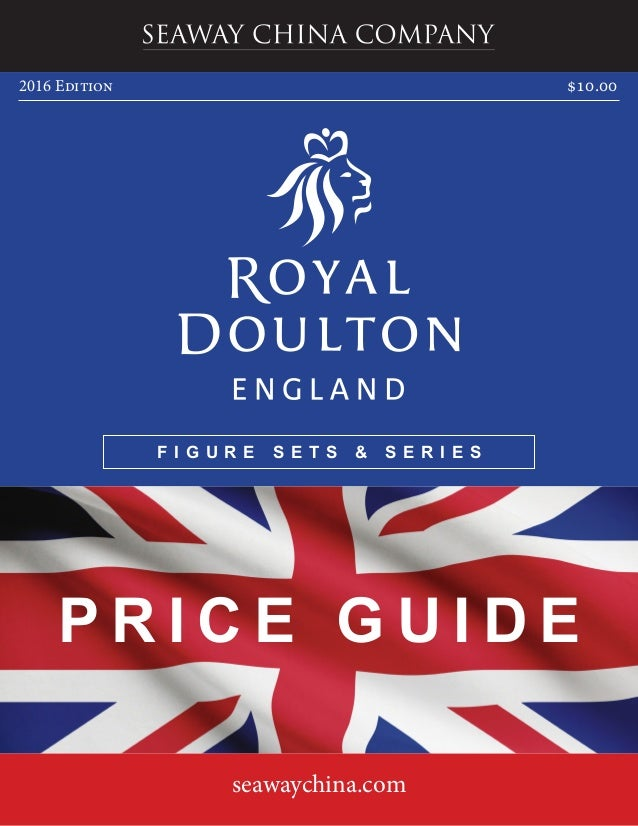 Dating royal doulton characters of the sea