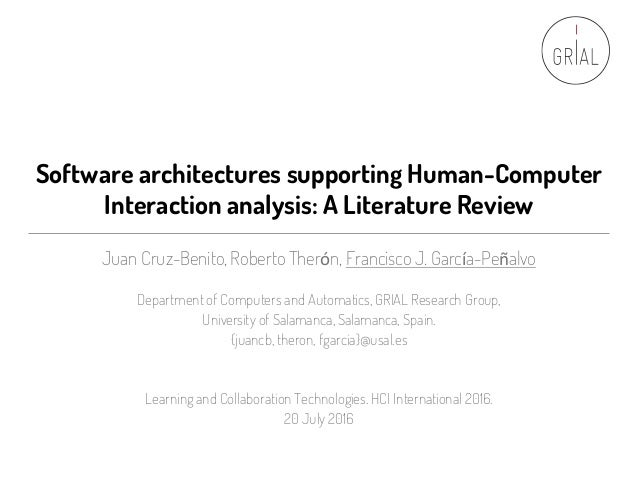 literature review software engineering