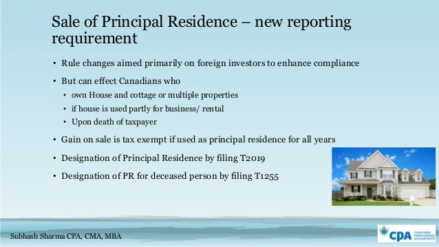Deceased Taxpayer Rental Property