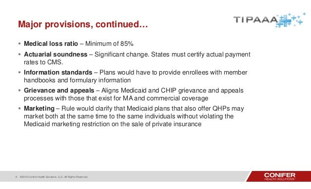 Aaa Insurance Ma >> *Updated* Managed Medicaid: CMS 2390 Impact