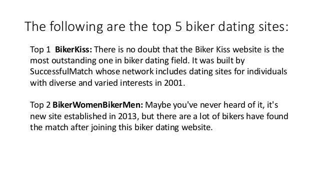 Top 5 most popular dating sites
