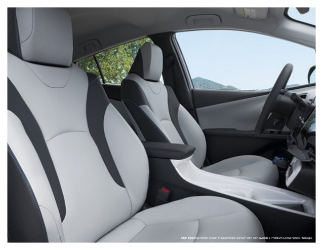 2016 Toyota Prius Brochure Pekin Il Toyota Dealer