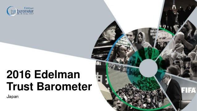 Japan 2016 Edelman Trust Barometer