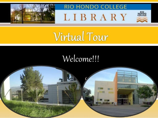 2018 Virtual Tour Rio Hondo