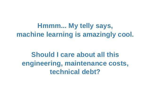 Machine Learning Goes Production Slide 2