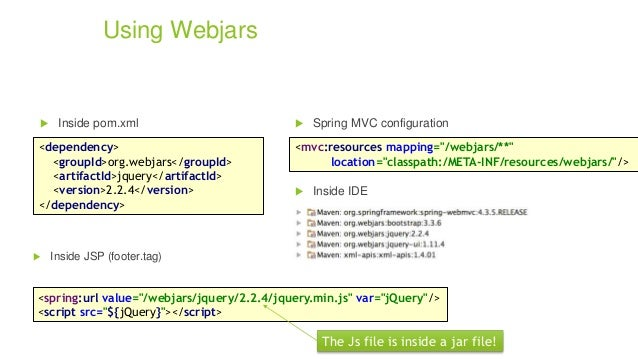 Spring Framework Petclinic sample application