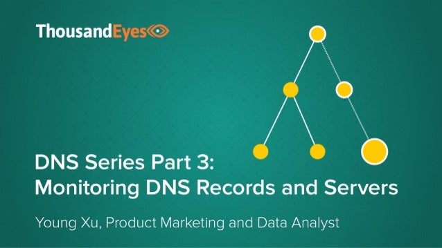 2 • November 15th 2016 • An overview of the Domain Name System, resources, records, name resolution and name servers. DN...