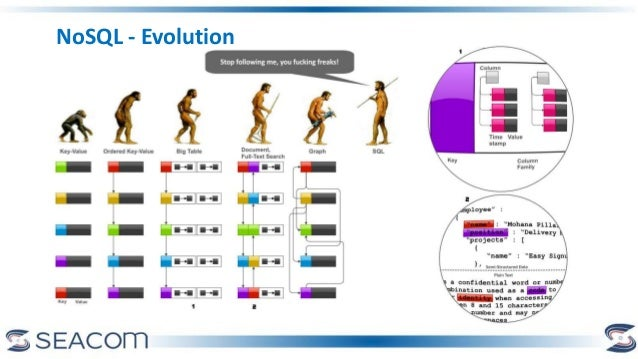 NoSQL - Evolution
