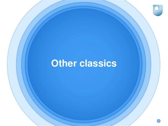 Other classics 11