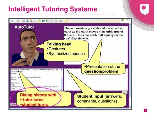 Intelligent Tutoring Systems 33