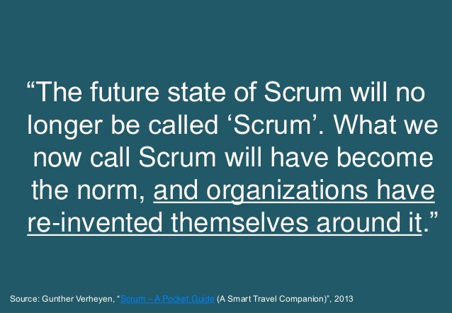 Agilia 2017 - re-imagining Scrum to re-vers-ify your organisation Slide 2