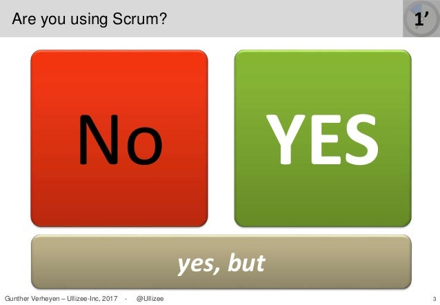 Agilia 2017 - re-imagining Scrum to re-vers-ify your organisation Slide 3