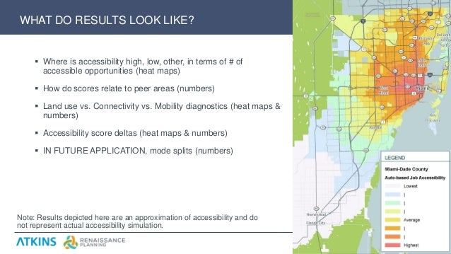 MiamiDade Accessibility Based Needs Assessment presentation