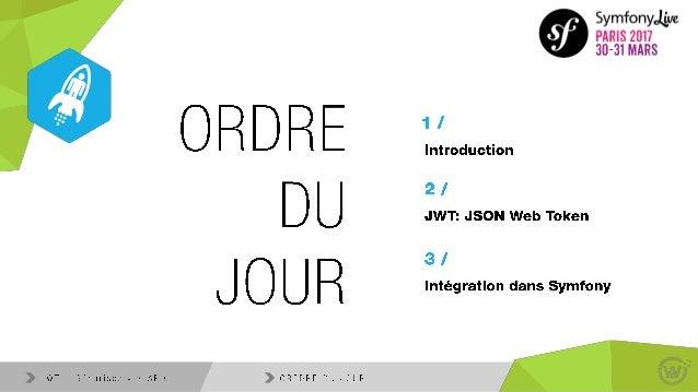 JWT - Sécurisez vos APIs Slide 2