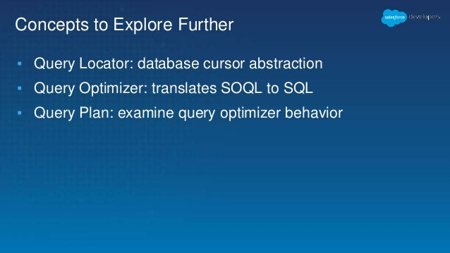 Modeling and Querying Data and Relationships in Salesforce