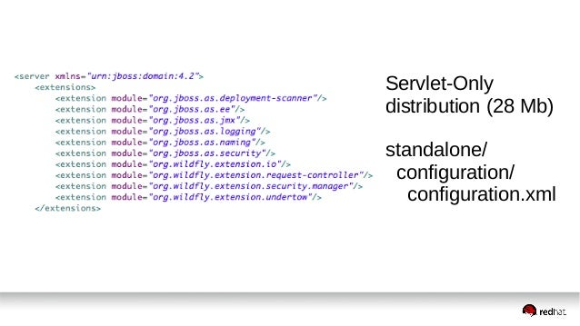 Turn You Java Ee Monoliths Into Microservices With Wildfly