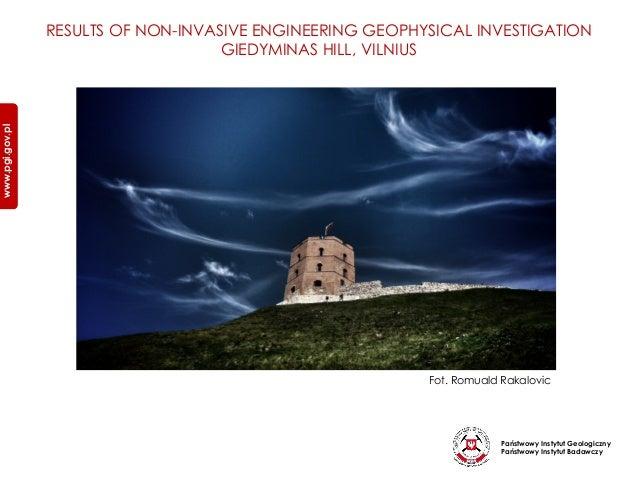 Państwowy Instytut Geologiczny Państwowy Instytut Badawczy www.pgi.gov.plwww.pgi.gov.pl Fot. Romuald Rakalovic RESULTS OF ...