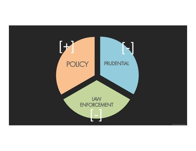 PRUDENTIAL LAW ENFORCEMENT POLICY © 2016 Juan Llanos [-] [-] [+]