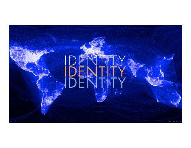 © 2017 Juan Llanos IDENTITY IDENTITY IDENTITY