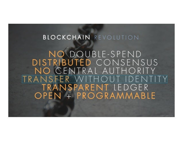 • Anonymous identification • No value limits • Anonymous funding • No transaction records • Wide geographical use • No usa...