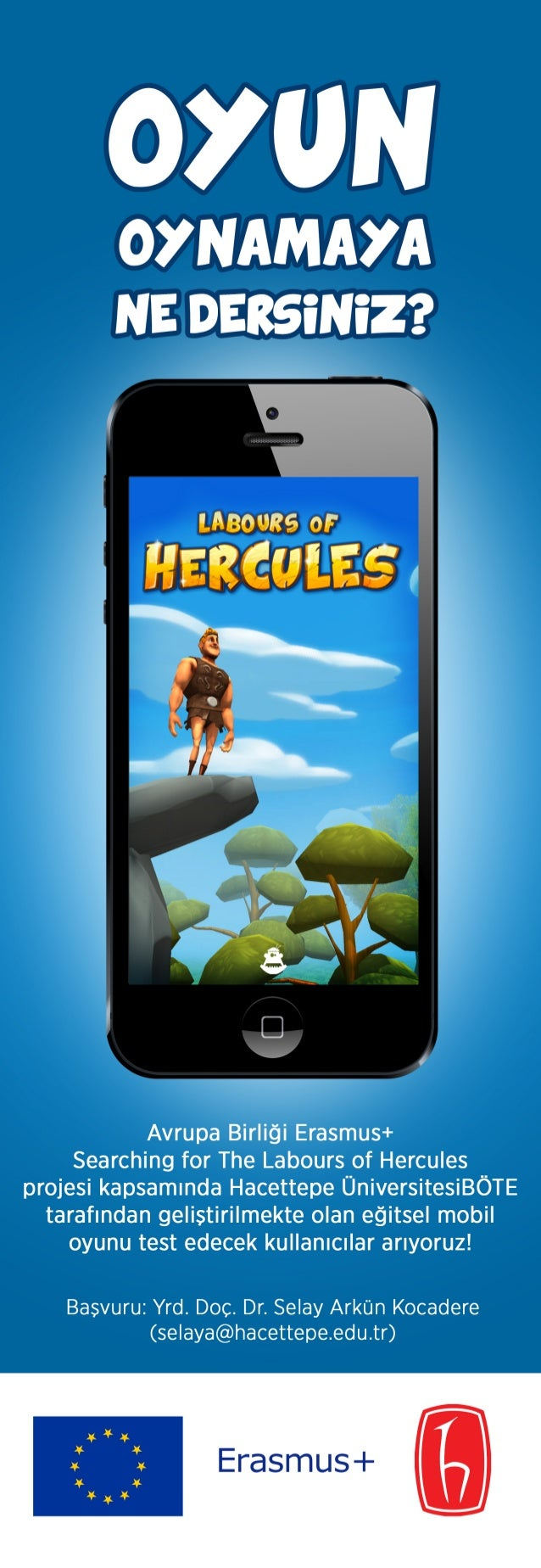 Labours of Hercules - Mobile Game
