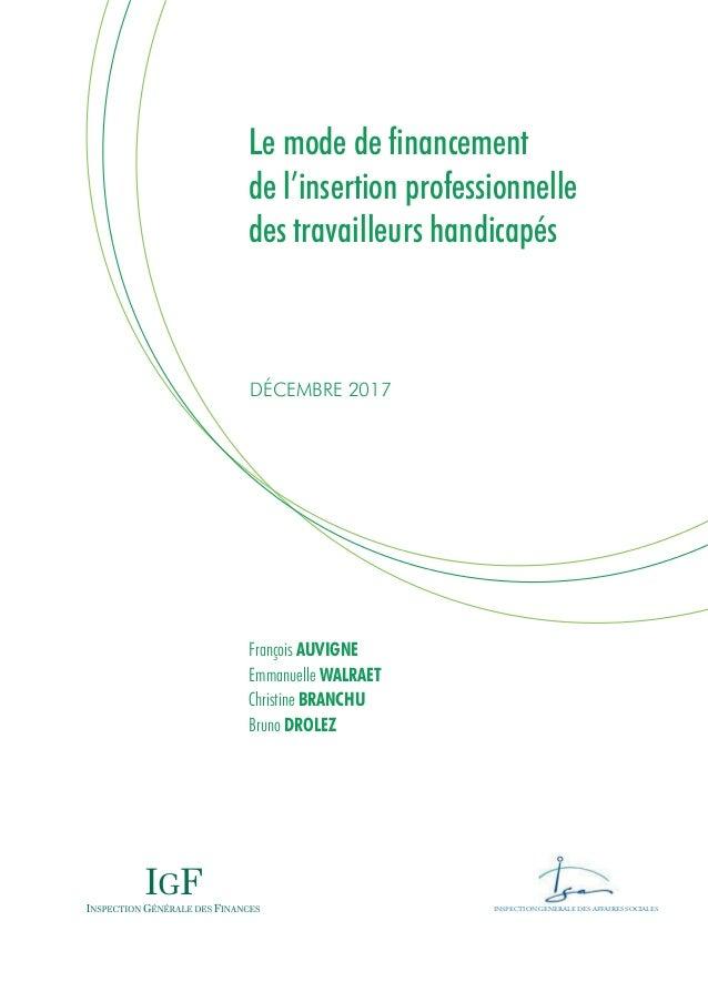 Exemple De Monographie Conseiller En Insertion ...