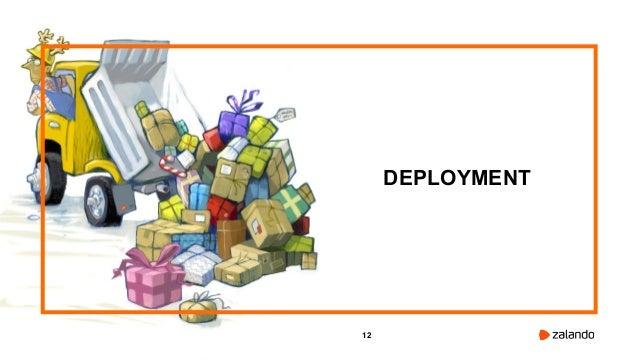13 DEPLOYMENT CONFIGURATION . ├── deploy/apply │ ├── deployment.yaml # K8s Deployment │ ├── credentials.yaml # K8s TPR │ ├...