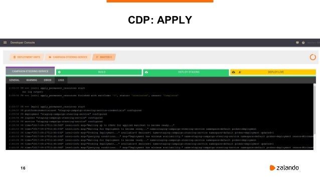 17 CDP: OPTIONAL APPROVAL