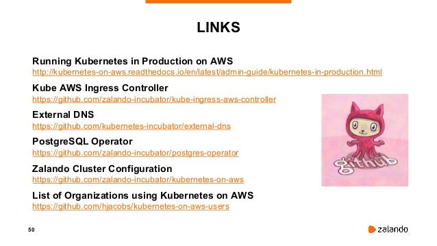 Large Scale Kubernetes on AWS at Europe's Leading Online Fashion Platform - AWS Tech Community Days Cologne