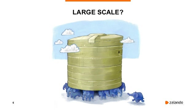6 LARGE SCALE?