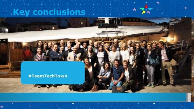 Dubrovnik Key Conclusions - Team TechTown Slide 2