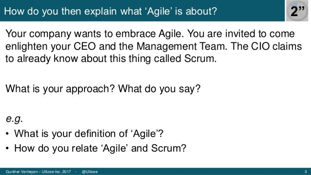Agile Tour Vilnius 2017 - Agility in the face of Perplexity (by Gunther Verheyen) Slide 3