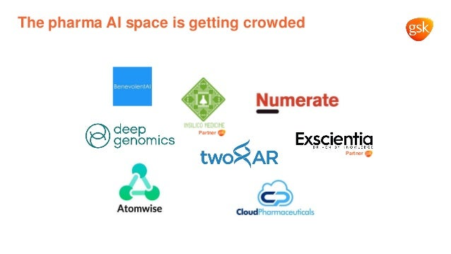 The pharma AI space is getting crowded Partner Partner