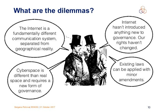 Introduction to Internet Governance