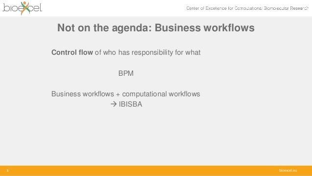 2017-11-03 Scientific Workflow systems Slide 3