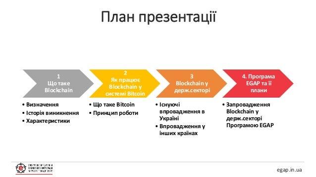 Blockchain та перспективи його використання у державному секторі Slide 2
