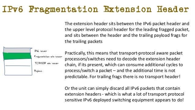 IETF 100: Surviving IPv6 fragmentation