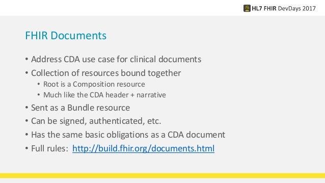 fhir-documents