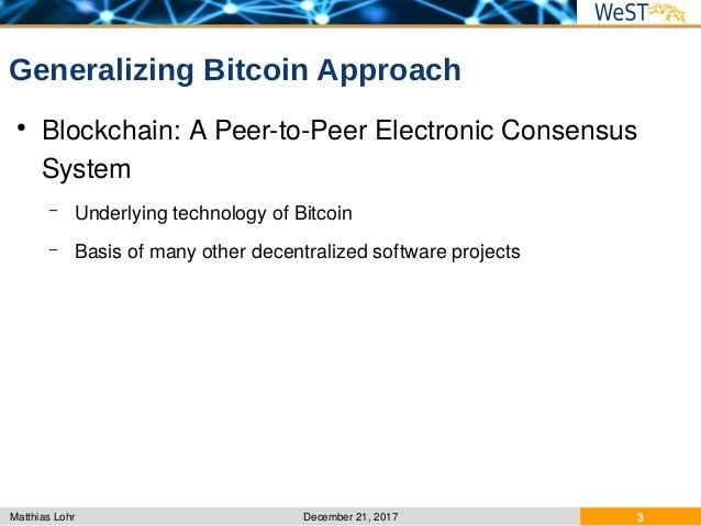 Introducing Blockchains Slide 3