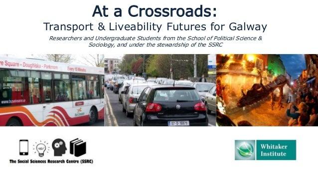 2017.04.06 Transport Liveability Futures for Galway Slide 2