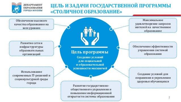государственная программа развитие образования 2017