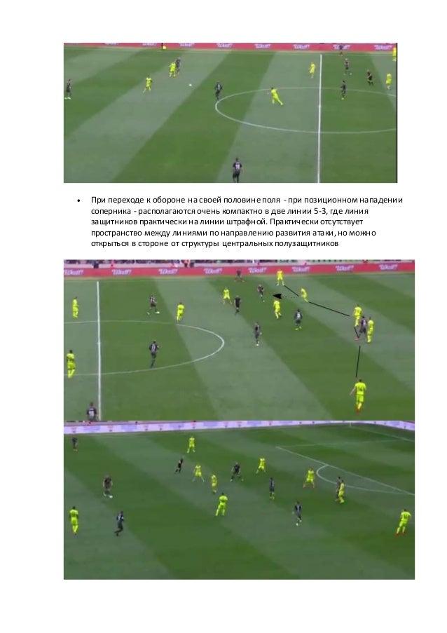 Вариант тактики игры в атаке против обороны цска (весна 2017) Slide 3