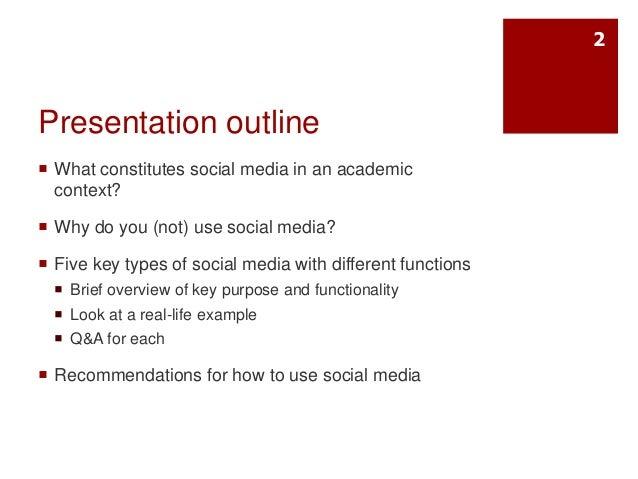 academic presentation example