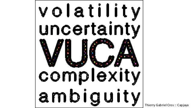 Nouveaux équilibres Agile : empirique VUCA - Responsabilité & Respect Valeur & Dette technique Thierry Gabriel Cros :: Cap...