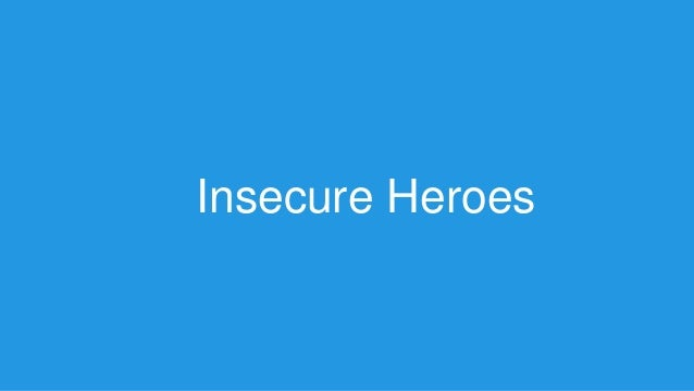 Malicious Input: Angular Has Our Back Slide 2