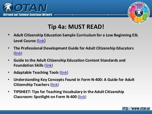 Tech Up Your Citizenship Class